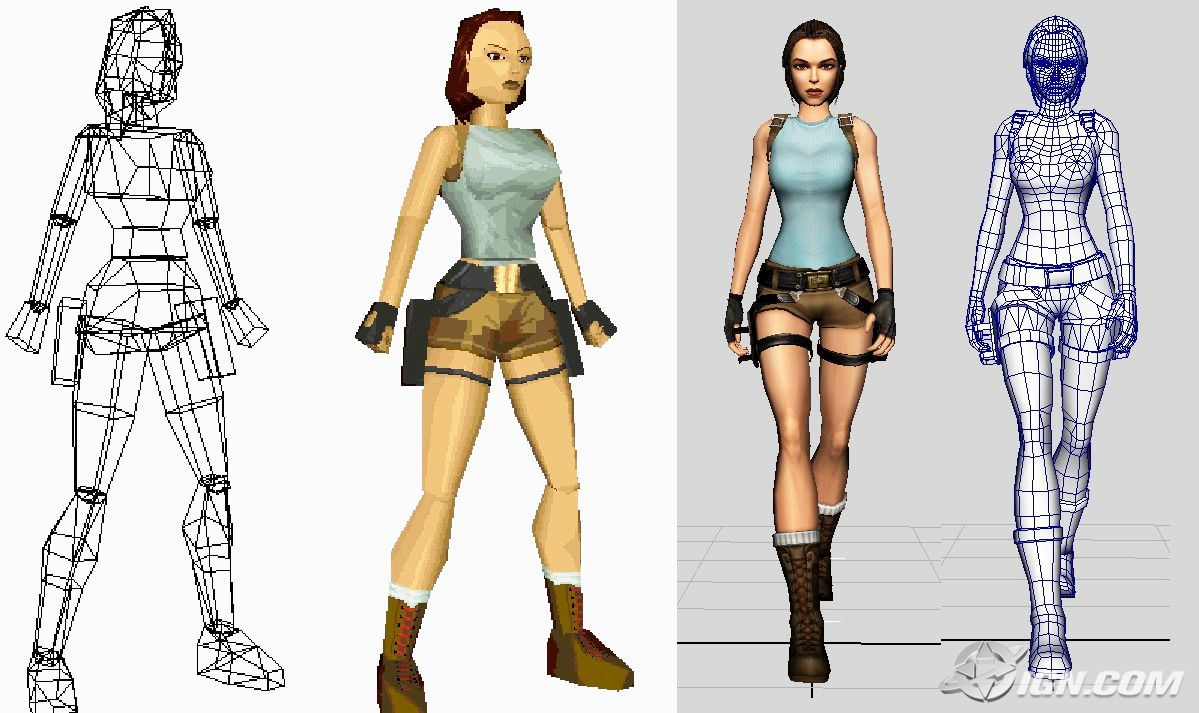 Character Design Evolution : Bringing lara to life the golden lasso