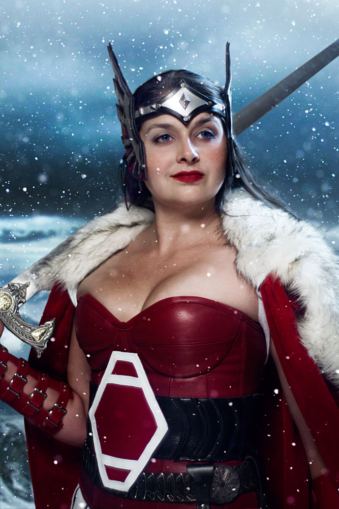 lady sif thor 2 cosplay - photo #18