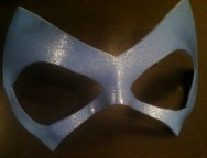 Do-It-Yourself: Superhero Mask