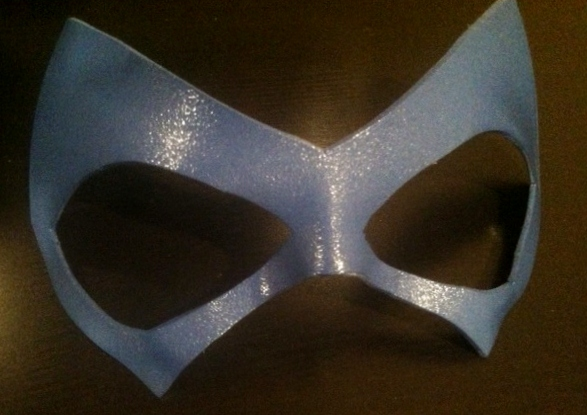 Do it yourself superhero masks the douchey dm for Make your own halloween mask online