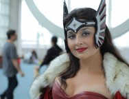 Debut of Sif & WonderCon