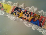 Do-it-Yourself: Geeky Wedding Garter