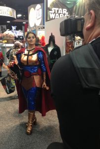 Golden Lasso Barda hall photo shoot