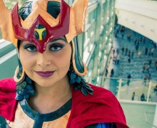 Do it Yourself: Costume Helmet (Big Barda)