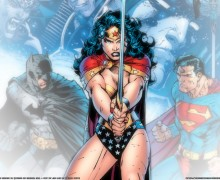 Dawn of Justice: Wonder Woman Rumors