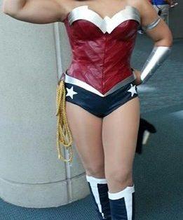 Golden Lasso Cosplay Wonder Woman New 52