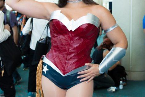 Wonder Woman Golden Lasso Cosplay New 52 3