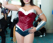 Do it Yourself: New52 Wonder Woman Corset