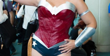 Do-it-Yourself: New52 Wonder Woman Corset