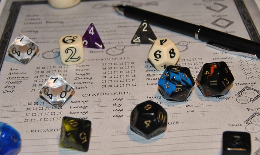 Tabletop Rpgs Tips For New Players The Golden Lasso