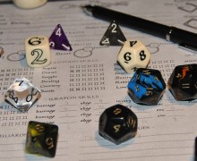 Tabletop RPGs: Tips for New Players