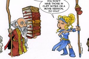 Tabletop RPGs: Tips for New Players – The Golden Lasso